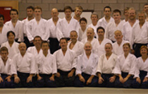 Stage Weigimont 2008 Aikido Christian Tissier Galerie