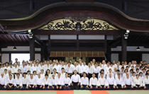 Stage Japon 2011 Aikido Christian Tissier Galerie